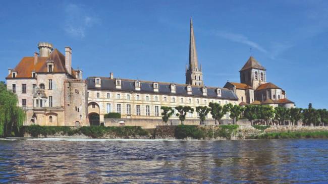 Puy-Leonard Abbaye Saint-Savin