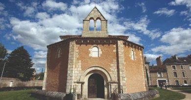 Puy-Leonard Baptistère-Saint-Jean-