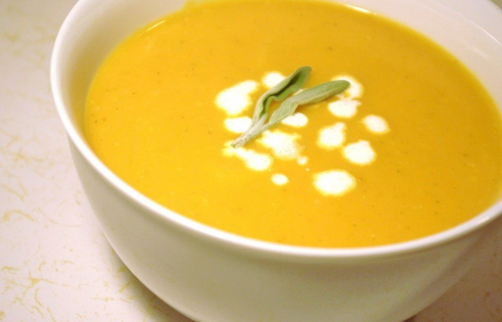 Puy-Leonard French Fabulous Foods Fall Butternut-Squash-Bisque