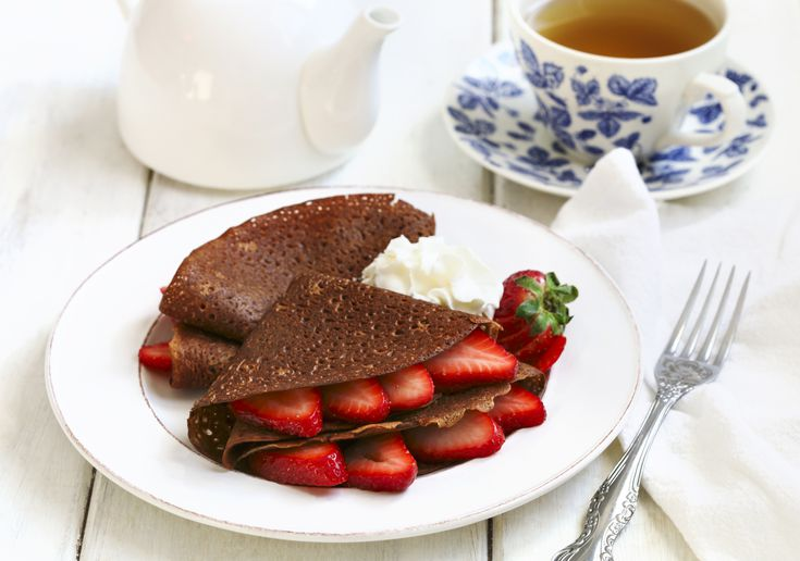 Puy-Leonard French Fabulous Foods Spring Chocolate-Crepe