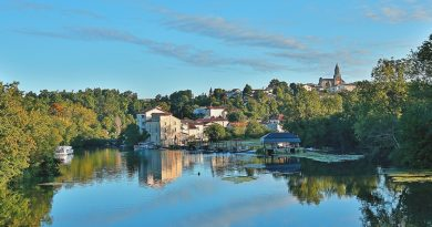 Puy-Leonard Holidays in the Charente