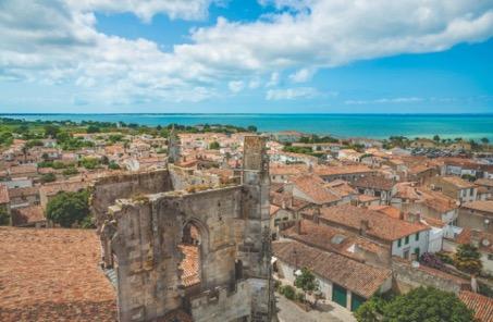 Puy-Leonard Ile-de-Re-City