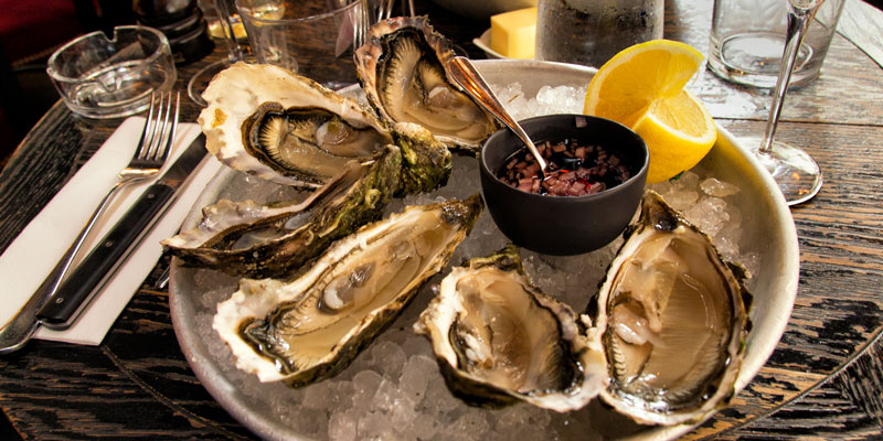Puy-Leonard French Fabulous Foods Winter Oysters