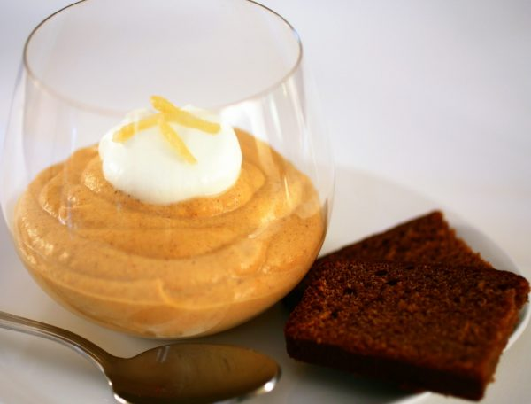 Puy-Leonard French Fabulous Foods Fall Pumpkin-Mousse