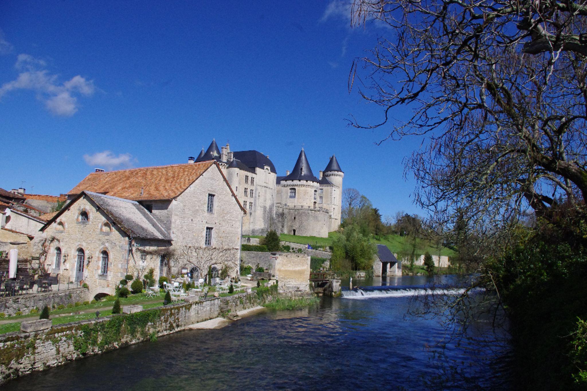 Puy-Leonard Nanteuil-en-Vallee