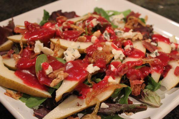Puy-Leonard French Fabulous Foods Winter Roquefort-Winter-Salad