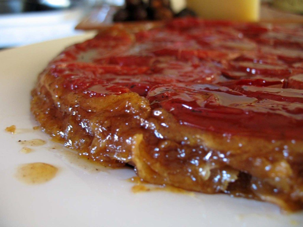 Puy-Leonard French Fabulous Foods Summer Tarte-Tatin