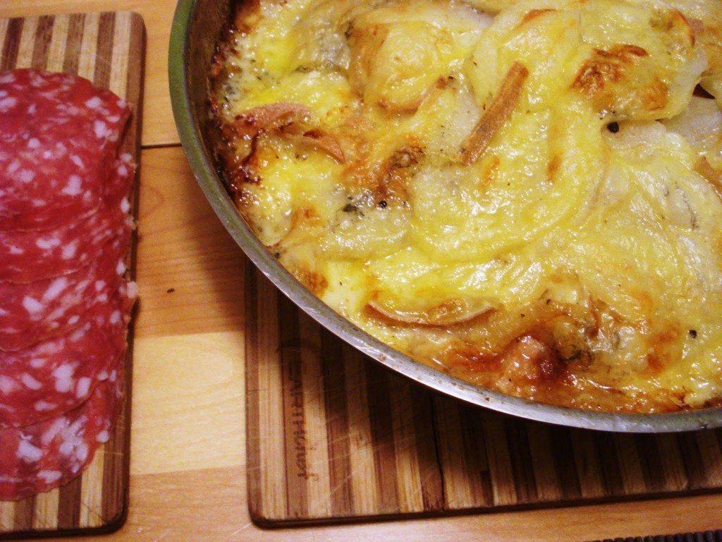 Puy-Leonard French Fabulous Foods Fall Tartiflette