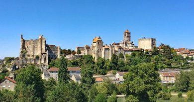 Puy-Leonard View Chauvigny
