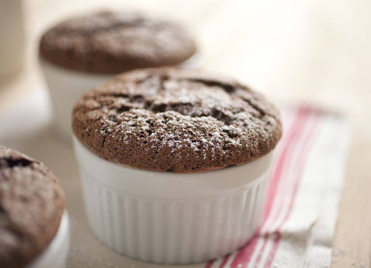 Puy-Leonard French Fabulous Foods Spring Chocolate-Souffle
