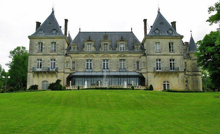 Puy-Leonard Poitou-Charentes-Chateau-Mirambeau