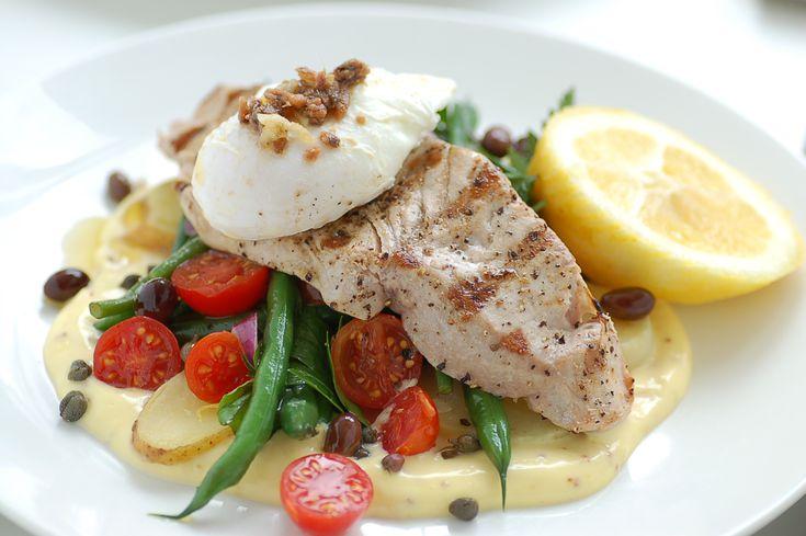 Puy-Leonard French Fabulous Foods Spring Salad-Nicoise-Aioli