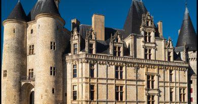 Puy-Leonard La Rouchefoucauld Town