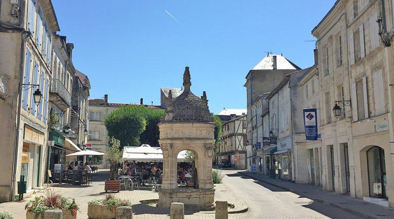 Puy-Leonard Saint Jean d'Angely