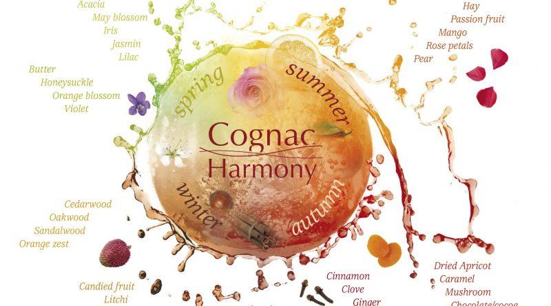 Puy-Leonard Cognac-Aroma-Wheel