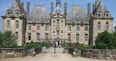Château de Saint Loup sur Thouet