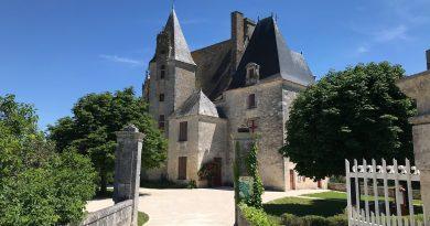 Puy-Leonard Chateau-de-Neuvicq