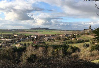 Puy-Leonard The Landscape Charente