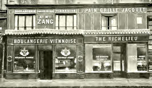 Puy-Leonard Boulangerie Viennoise