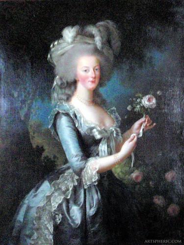 Puy-Leonard Marie Antoinette