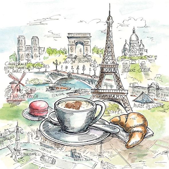 Puy-Leonard Parijs Croissant