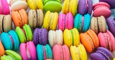 Puy-Leonard Macaron Multicolor