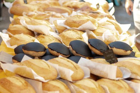 Puy-Leonard Tourteau-Fromage Market
